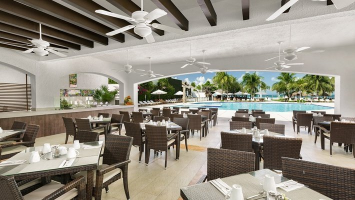 RESTAURANTS Hotel Beachscape Kin Ha - Cancún